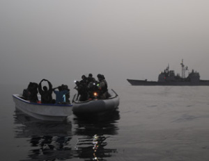 Piracy Ships